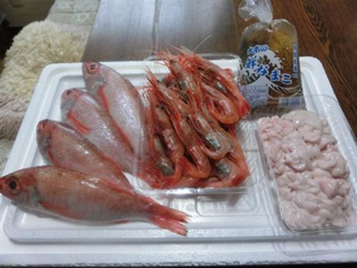 日本海海の幸