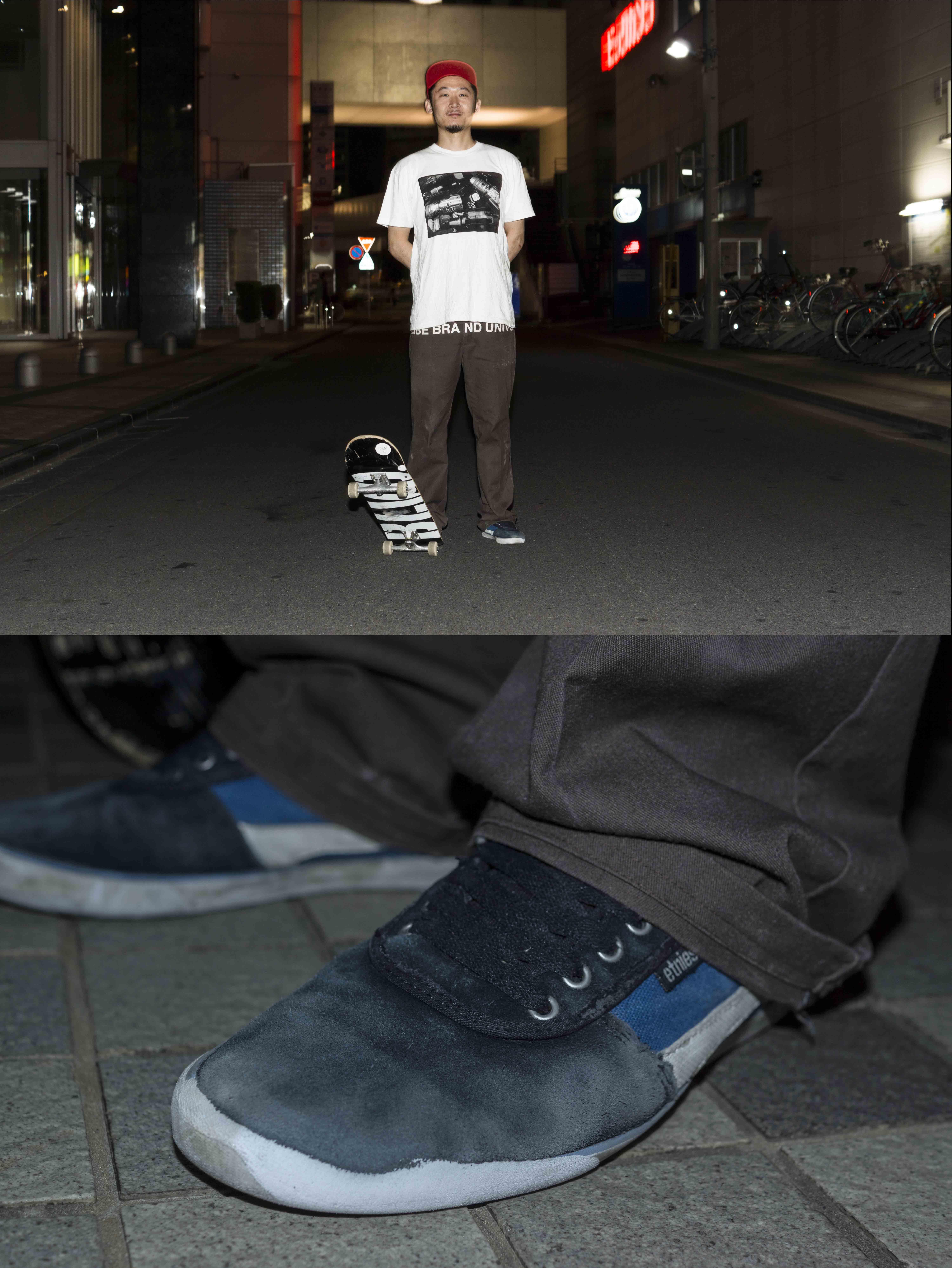 Symbol of skateboard 内藤 自洋
