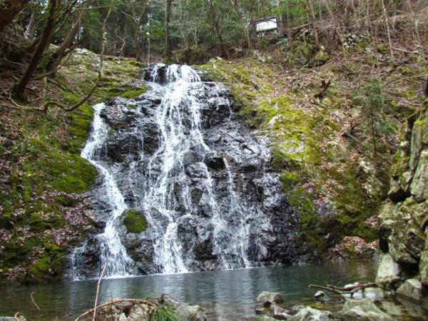 0532白水の滝 男滝140309