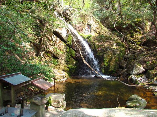 0986古屋不動滝、一の滝140426