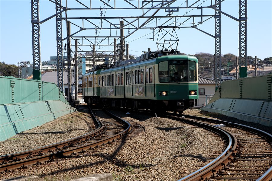 江ノ電鵠沼0102