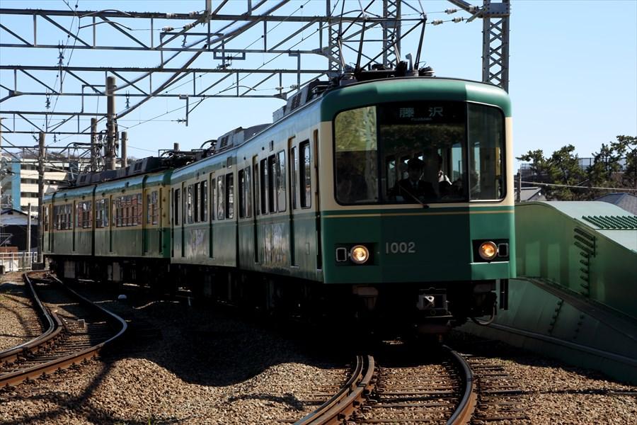 江ノ電鵠沼0103