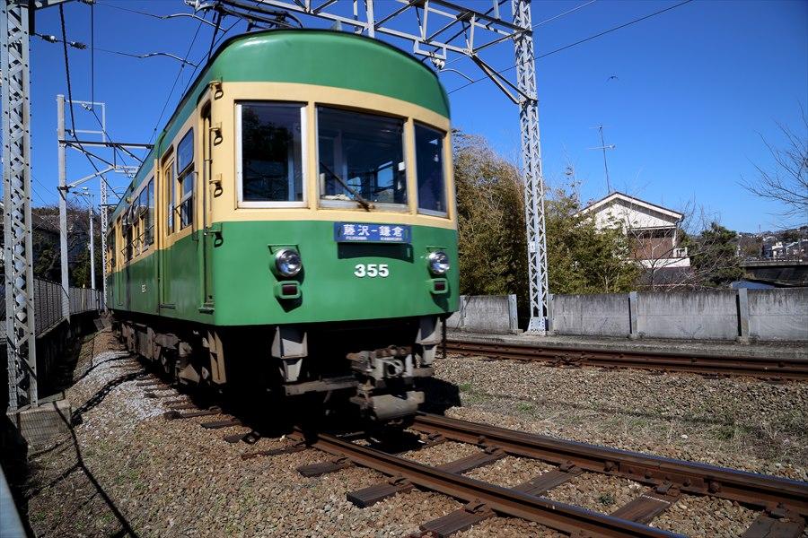 江ノ電鵠沼0104