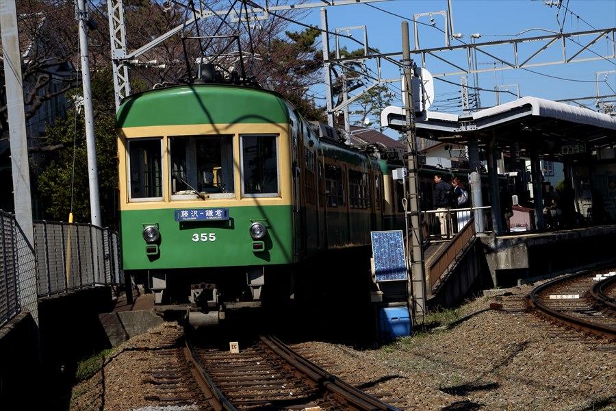 江ノ電鵠沼0105