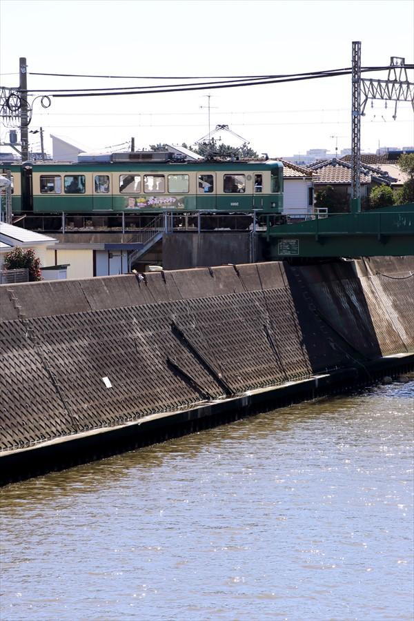 江ノ電鵠沼0204