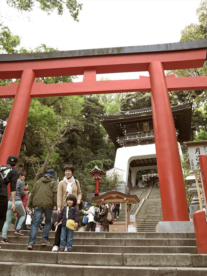 江の島神社0901