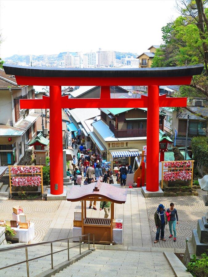 江の島神社0902
