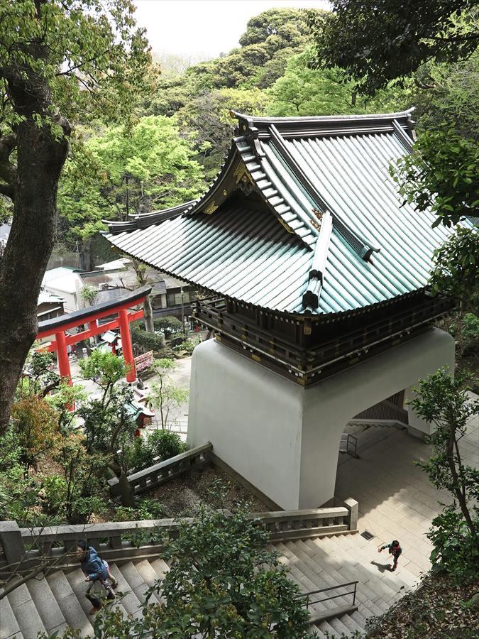 江の島神社0903