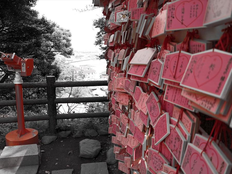 江の島神社0905
