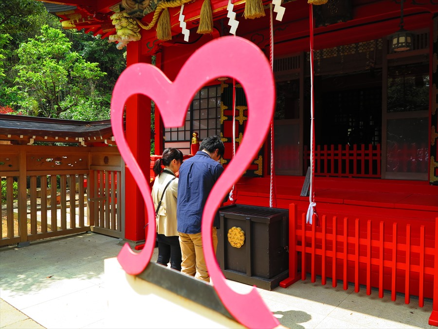 江の島神社0904