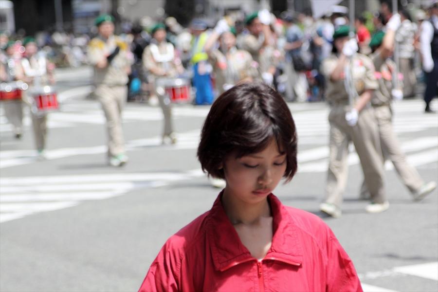 横浜パレード美女追加
