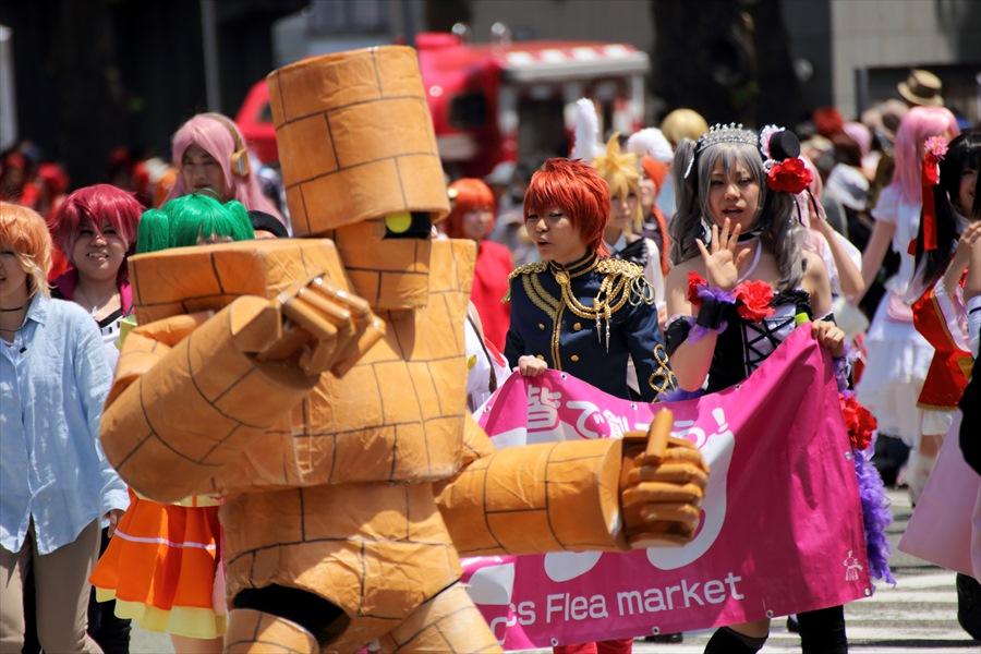 横浜パレード0604