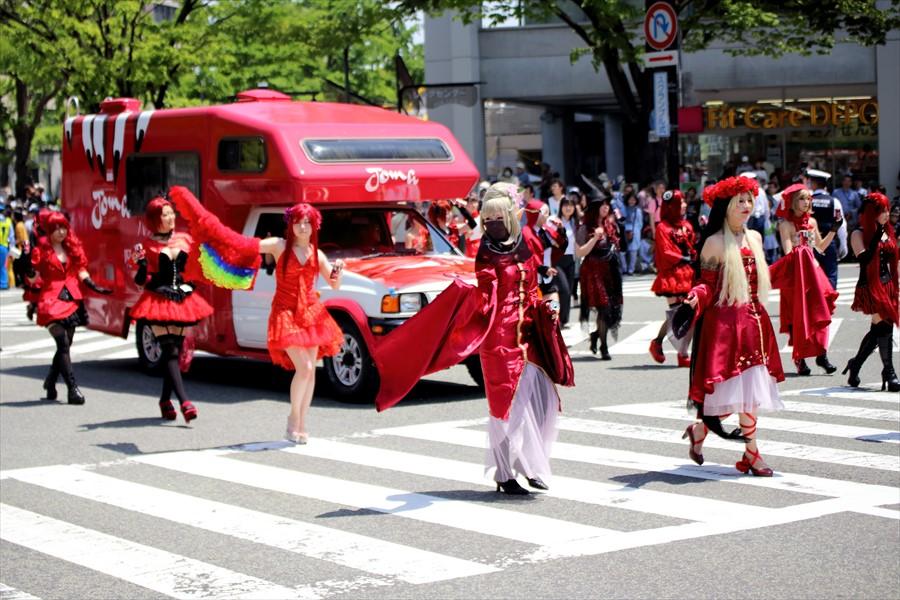横浜パレード0607