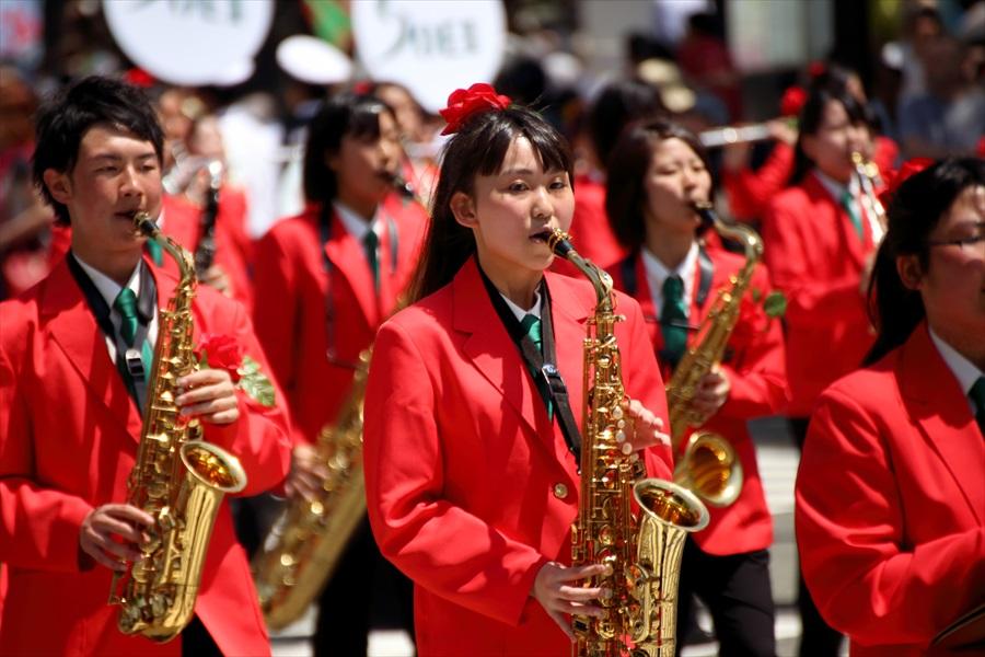 横浜パレード0807