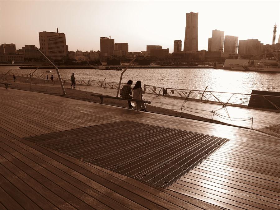 大桟橋表情04