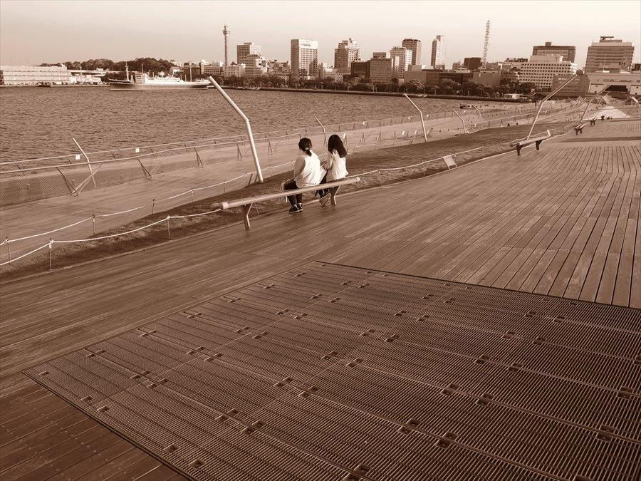 大桟橋表情05