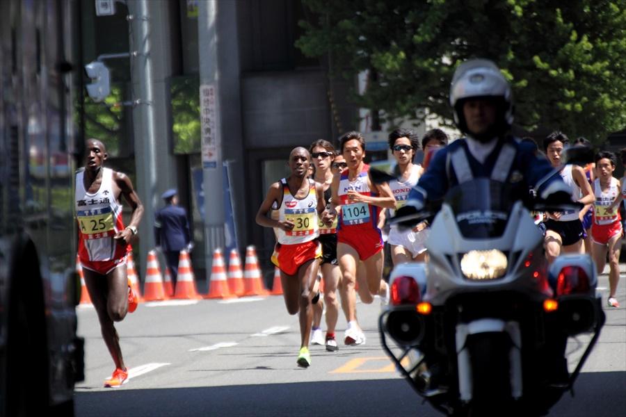 仙台ハーフマラソン0101