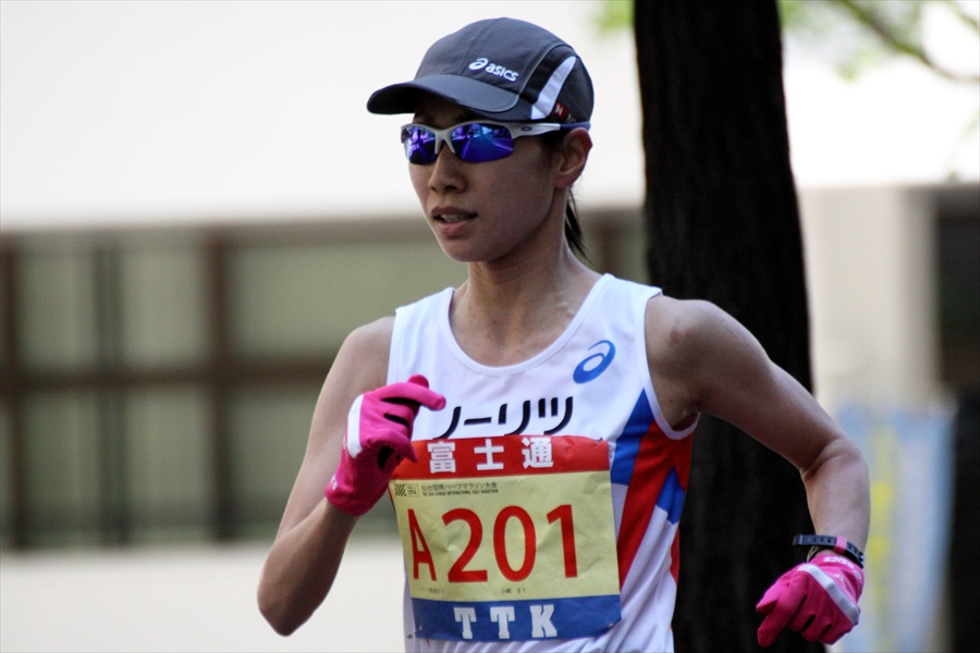 仙台ハーフマラソン0104