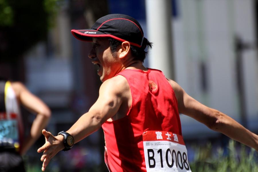 仙台ハーフマラソン0105