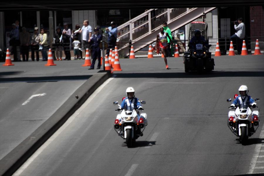 仙台ハーフマラソン0201
