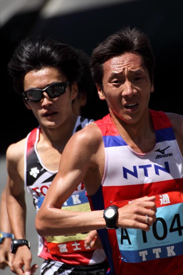 仙台ハーフマラソン0207
