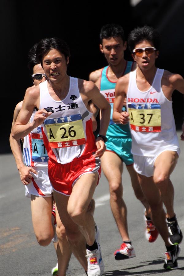 仙台ハーフマラソン0208