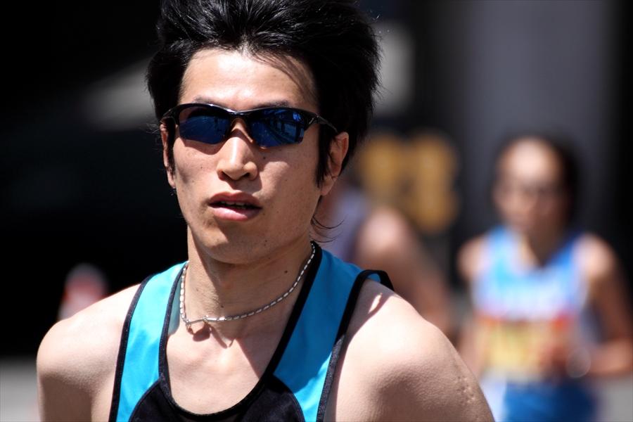 仙台ハーフマラソン0212