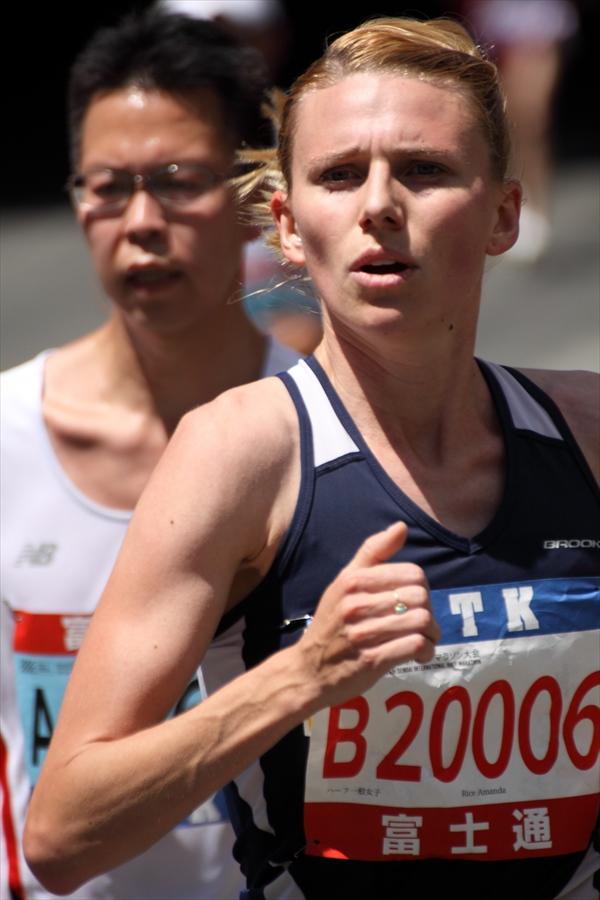 仙台ハーフマラソン0308