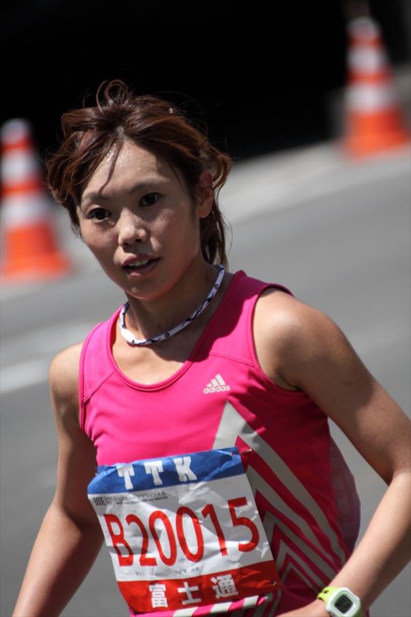 仙台ハーフマラソン0309
