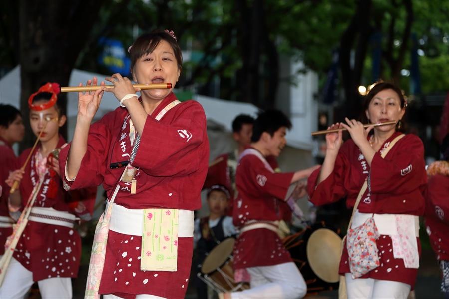 雀踊り0507