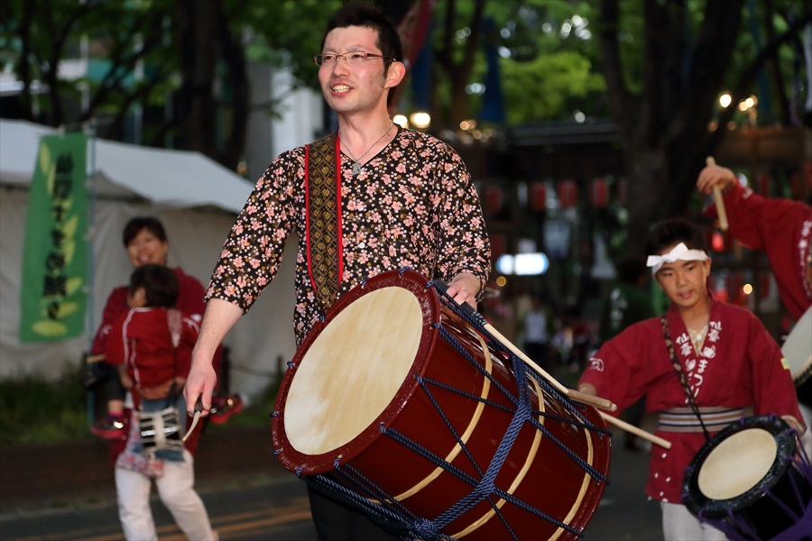 雀踊り0509
