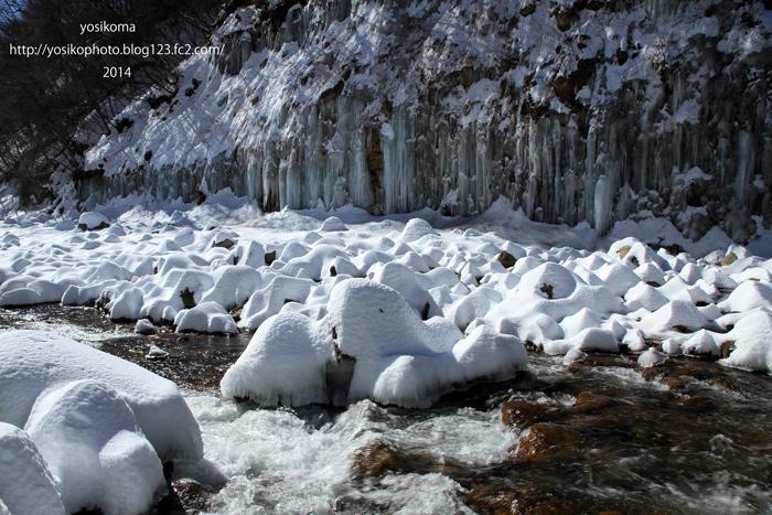 白川氷柱1