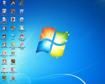 Windows7デスクトップ画像