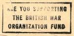国際宣伝スローガン(香港WWII)