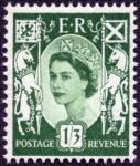 スコットランド1958(1シリング3ペンス)