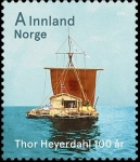 ノルウェー・ヘイエルダール100年