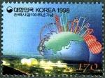 韓国・電力事業100年