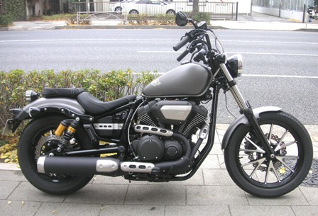 BOLT-Rスペック・レンタルバイク