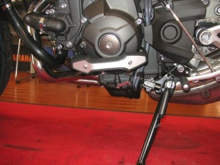 MT-09サイドスライダー