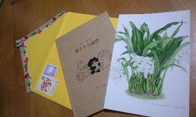 ヽミ* ゚∀゚ミノ チーズ色の封筒!