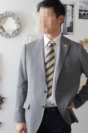 CHOYA ワイシャツ (7)