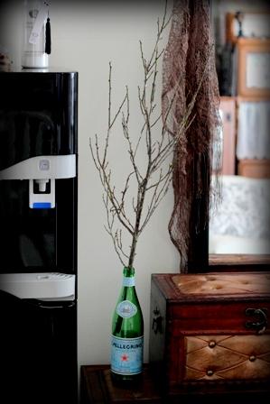 サンペレグリノ 空き瓶