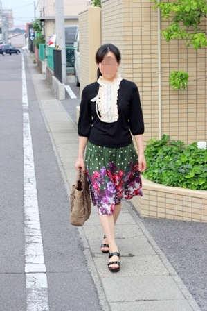 AKAISHI ダブルベルト エナメル (2)