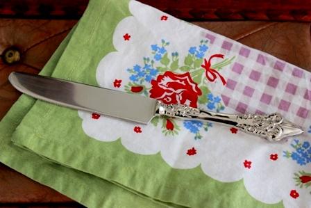 フランフランのディナーナイフ (2)