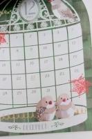 セリア 鳥さんカレンダー 2015 (3)