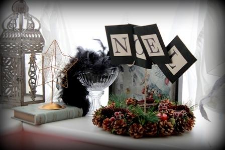 ニトリ クリスマスリース (2)