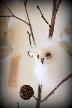 寝室 ニトリ フクロウ (9)