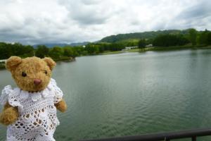 ベァーと大池