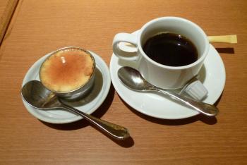 コーヒー&デザート