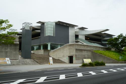 県立 近代美術館 博物館